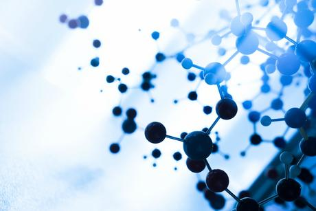 Antocyan-molekyl